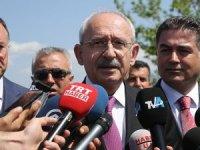 Kılıçdaroğlu 'adaylık' sorusunu yanıtladı