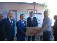Tokat'ta, çilek tarımının geliştirilmesi projesi