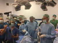 PAÜ'de 'Canlı Cerrahi' kursu yapıldı