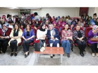 'Eğitimde anne kız el ele' eğitim projesi Harran'da