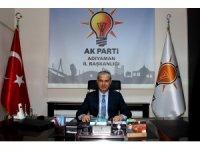 """AK Parti İl Başkanı Erdoğan: """"Oyun kuranların oyunu bozuldu"""""""