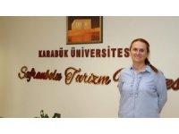 """Türker, """"Karabük'te turizmin gelişmesinde KBÜ öncü roller üstlendi"""""""