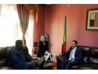 """Bakan Tüfenkci: """"Mali ile hedef 500 milyon dolarlık ticaret hacmi"""""""