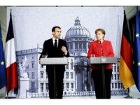 """Macron: """"Suriye operasyonu için Almanya'nın gerekli anayasal çevresi yoktu"""""""