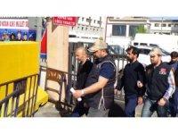 MİT'in Gabon'da düzenlediği operasyonla yakalanan 3 FETÖ üyesi adliyeye sevk edildi