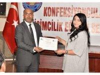 Elazığ'da 200 kursiyer sertifika aldı