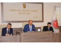 Orman Bölge Müdürü ile Karayolları Bölge Müdürü arasında 'izin' tartışması