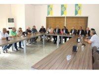 Demirkol'dan Şanlıurfaspor'a ziyaret