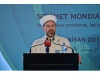 Diyanet İşleri Başkanı Erbaş, 7. Yurt Dışı Din Hizmetleri Konferansı'na katıldı