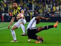 Ziraat Türkiye Kupası: Fenerbahçe: 0 - Beşiktaş: 0 (İlk yarı)