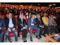 Diriliş Ertuğrul ekibi Kayseri'de