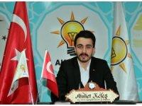 """""""AK Parti Siyaset ile Gençleşiyor, Türkiye Güçleniyor"""""""