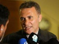 Beşiktaş Kulübü Başkanı Orman: Bu bir güvenlik zafiyeti