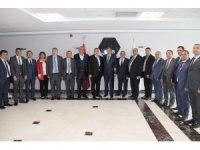 GTB'den Ankara Ticaret Borsasına ziyaret