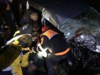 Doğubayazıt'ta trafik kazası: 1'i çocuk 4 ölü, 3 yaralı
