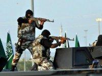 Suudi Arabistan'da silahlı saldırı: 4 ölü, 4 yaralı