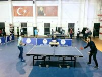 Sağlık-Sen masa tenisi turnuvası düzenledi