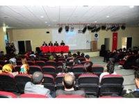 YYÜ'de ''Van Turizminin Dünü ve Bugünü'' konulu panel