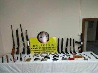 Balıkesir'de organize suç örgütü çökertildi