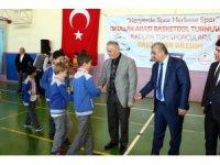 Eyüpsultan Okullararası Basketbol Turnuvası sona erdi