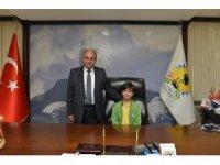 Çiğli'nin 23 Nisan başkanı makamda