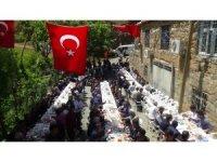 Şehit çocuğundan PKK'ya tepki