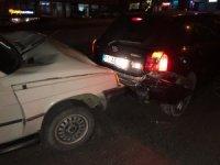 Bilecik'te trafik kazası; 2 yaralı