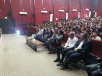 Öğrencilere başarı ve motivasyon semineri