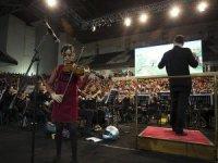 CSO ilk kez bin 500 çocukla konser verecek