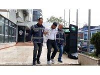 """Bursa'daki """"köstebek"""" yakalandı"""