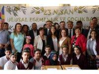 Ticaret Borsası Ortaokulunda zeytinyağı etkinliği
