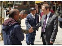 Başkan Epcim'den 'halk' buluşması