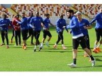 Evkur Yeni Malatyaspor,  Beşiktaş maçının taktiği çalıştı