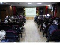 İlkokul öğrencilerine ve velilere 'çölyak hastalığı' hakkında seminer verildi