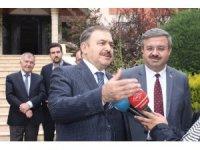 """Bakan Eroğlu, """"Baskın seçim değil erken seçim"""""""