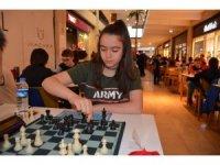 Forum Trabzon'da geleneksel satranç turnuvası