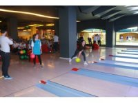 Adıyaman'da bowling il birinciliği müsabakaları başladı