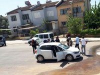 Çalınan aracını görünce polislere haber verdi