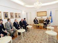 Cumhurbaşkanı Thaçi, Kosova Türkleri ile bir araya geldi