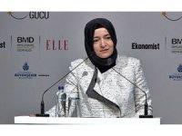 """Emine Erdoğan: """"Kadın zekasının dünyayı fethedeceğine inanıyorum"""""""