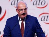 Gürsel Baran yeniden ATO Başkanı