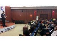 Mesleki ve Teknik Lisesi öğretmenlerine Trimester Eğitim Sistemi anlatıldı