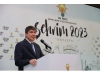 'Şehrim 2023' Çalıştayı