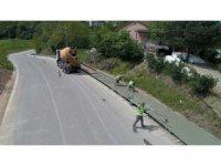 Kocatepe Caddesi yayalar için güvenli hale geliyor