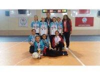 'Şirin' köyün şampiyon kızları