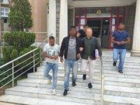 Cezaevi firarisi ve insan taciri polisten kaçamadı