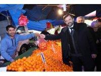 Yenidoğan kapalı pazar yerine kavuşuyor