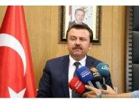 """Başkan Erkoç: """"Yeni üniversite kente pozitif katkı sağlayacak"""""""