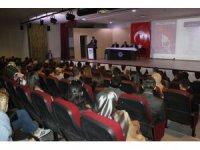 Van'da aday öğretmenlere yönelik bilgilendirme programı