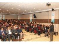 BEÜ'de 'Ümmet Coğrafyası ve Gençlik' programı